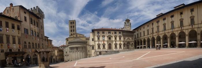 Main Square Arezzo