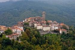 Piteglio town