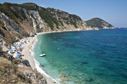 One of the best beaches of Elba Sansone