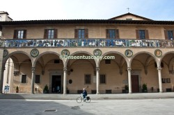 Pistoia old hospital