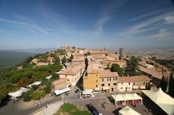 Montalcino by Wikipedia