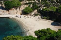 Montecristo Island by Mauro Graziosi