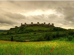 Monteriggioni by Chichetto
