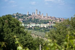 San Gimignano skyline
