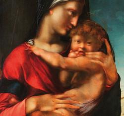 Madonna con Bambino, Sant'Anna e San Giovannino