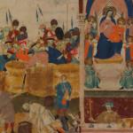 Giovanni di Francesco Toscani, Incredulità di san Tommaso, tempera su tavola, c.1420,