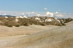 Accona desert