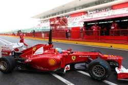 Motor Racing - Formula One World Championship