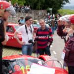 Historical Race Mille Miglia Participants