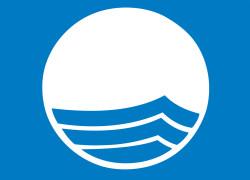 BLUE FLAG Beaches in Tuscany logo