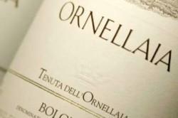 Bolgheri Wine: Ornellaia