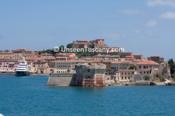 Most beautiful towns of Elba Portoferraio