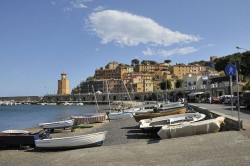 Most beautiful towns of Elba Rio-Marina