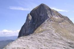 Via Ferrata RICCIARDO MALFATTI Monte Sumbra