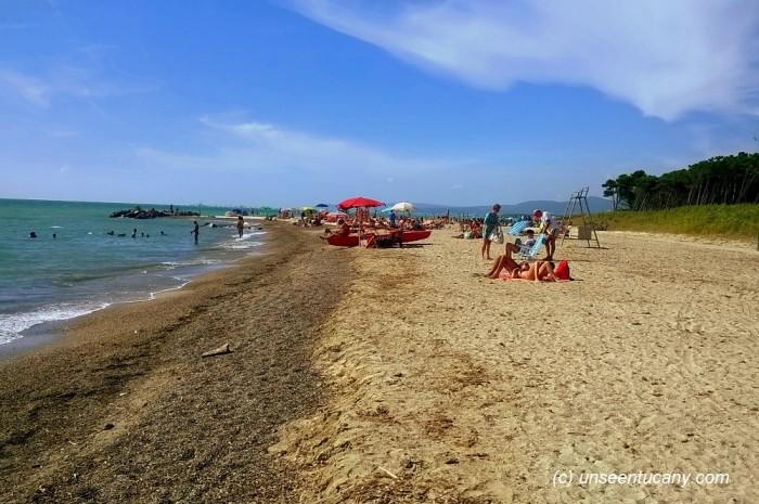 Free Mazzanta beach (1)