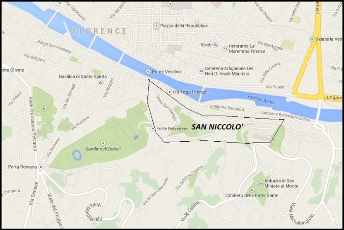Accommodation in Florence_San Niccolo-001