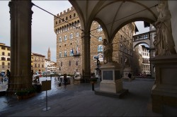 Accommodation in Florence_View of Old Town