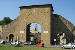 Accommodation in Florence_View of Porta Romana