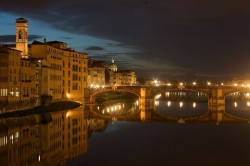 Accommodation in Florence_View of Riversides of Arno