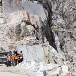 Fantiscritti marble cave Carrara
