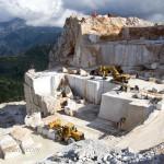 Fantiscritti marble cave 1000mt