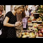 Private photo shoots in Florence friut market