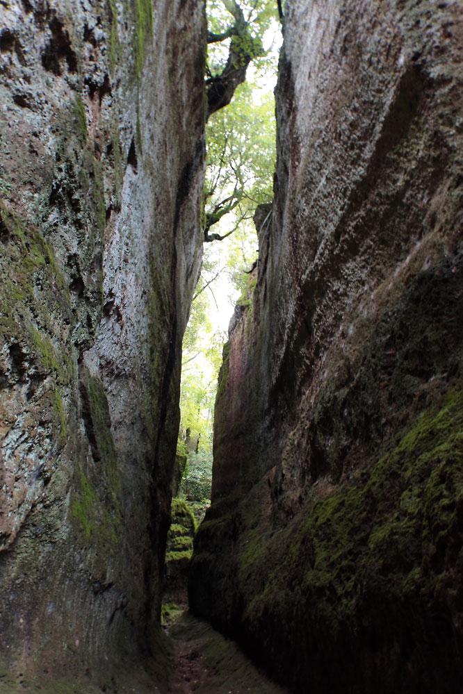 Trekking In Tuscany Vie Cave Of Maremma Unseentuscany