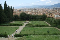 Things to do in Florence Boboli
