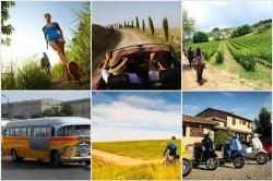 How to move around Chianti