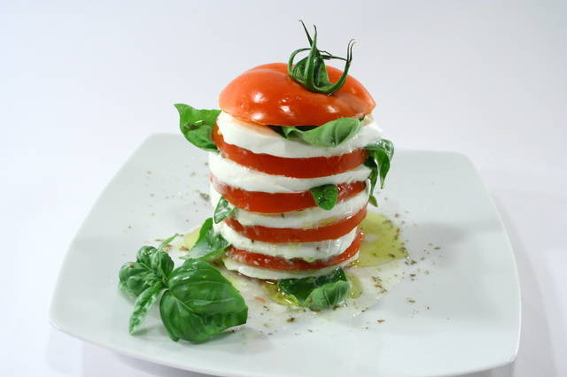 Caprese by giallozafferano
