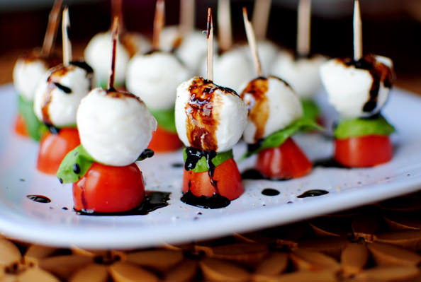 Caprese by iowagirleats