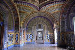 Sammezzano Castle by Luca Bertinotti