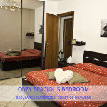 Apartment for sale in Cecina - Bedroom