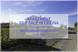 Apartment for sale in Cecina