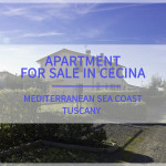 Apartment for sale in Cecina Tuscany