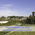 Apartment for sale in Cecina - View from apartment