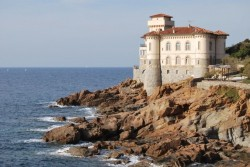 best tuscan beaches livorno