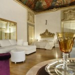 Historical residence in Florence Palazzo Tolomei