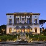 Historical residence in Florence Villa Corra