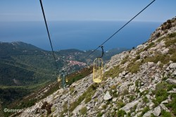 Monte Capanna Cable Car