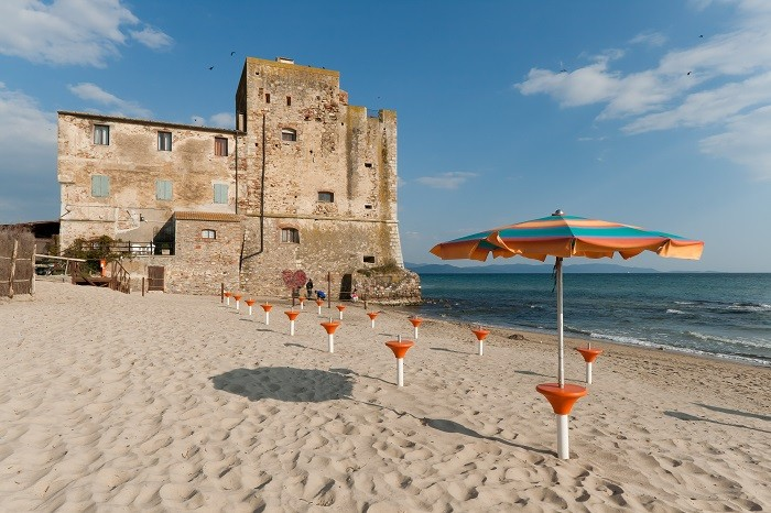 Best Tuscan Blue Flag beaches 2016