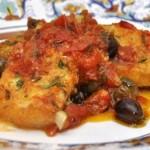 What to eat in Elba_Stoccafisso alla riesa