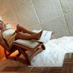 Salt room therapy Terme san giovanni