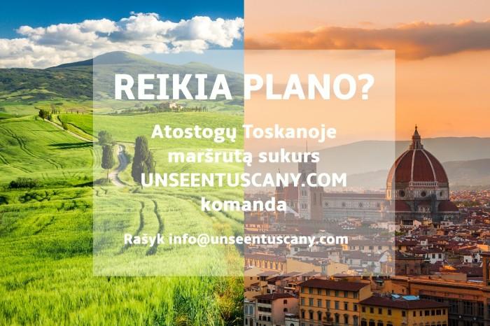 kelioniu organizavimas italija toskana