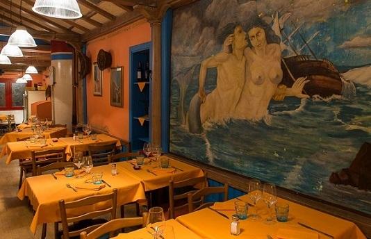 Fish Restaurant Lobs