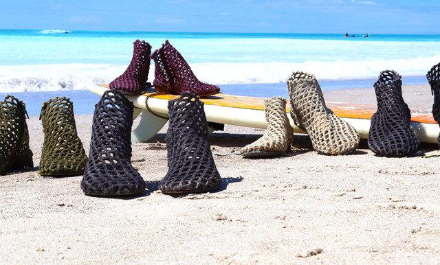 Verdura's shoes