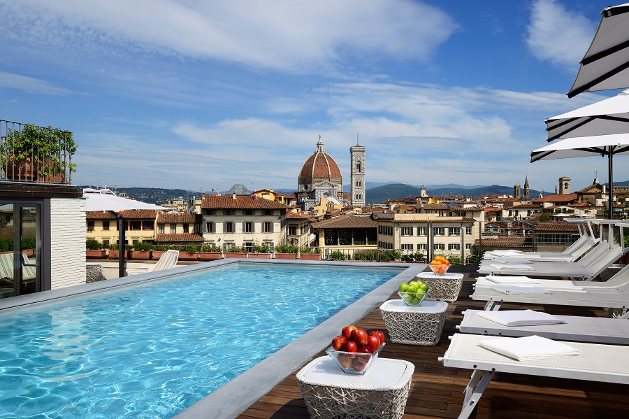 TOP Rooftop bars in Florence, Pisa and Siena