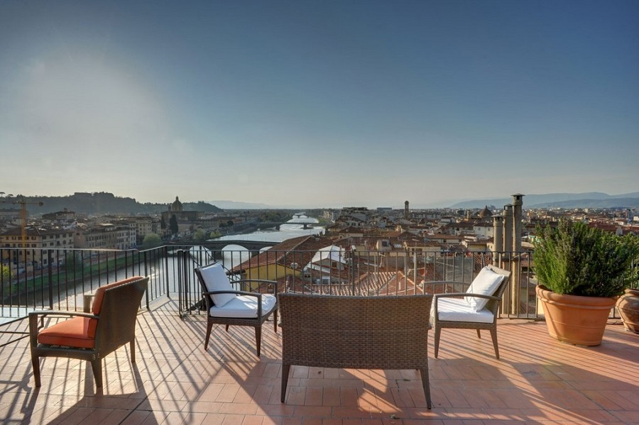 Top Rooftop Bars In Florence Pisa And Siena Unseentuscany