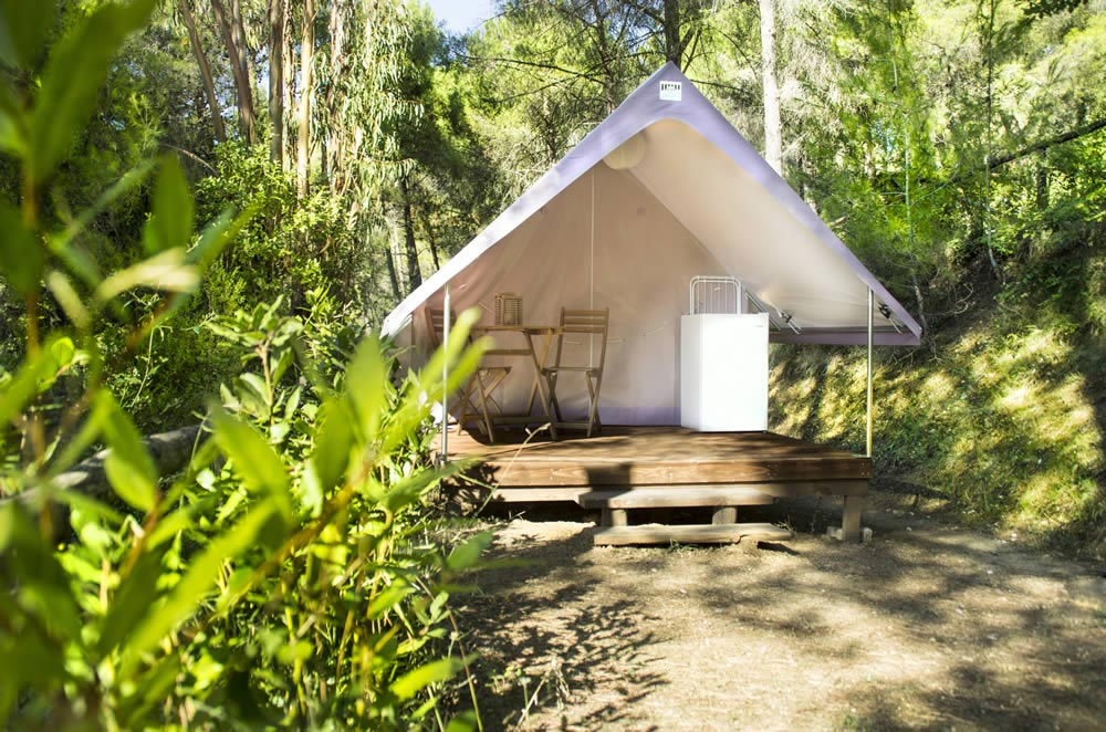 The New Frontier of 2018:  Glamping in Tuscany