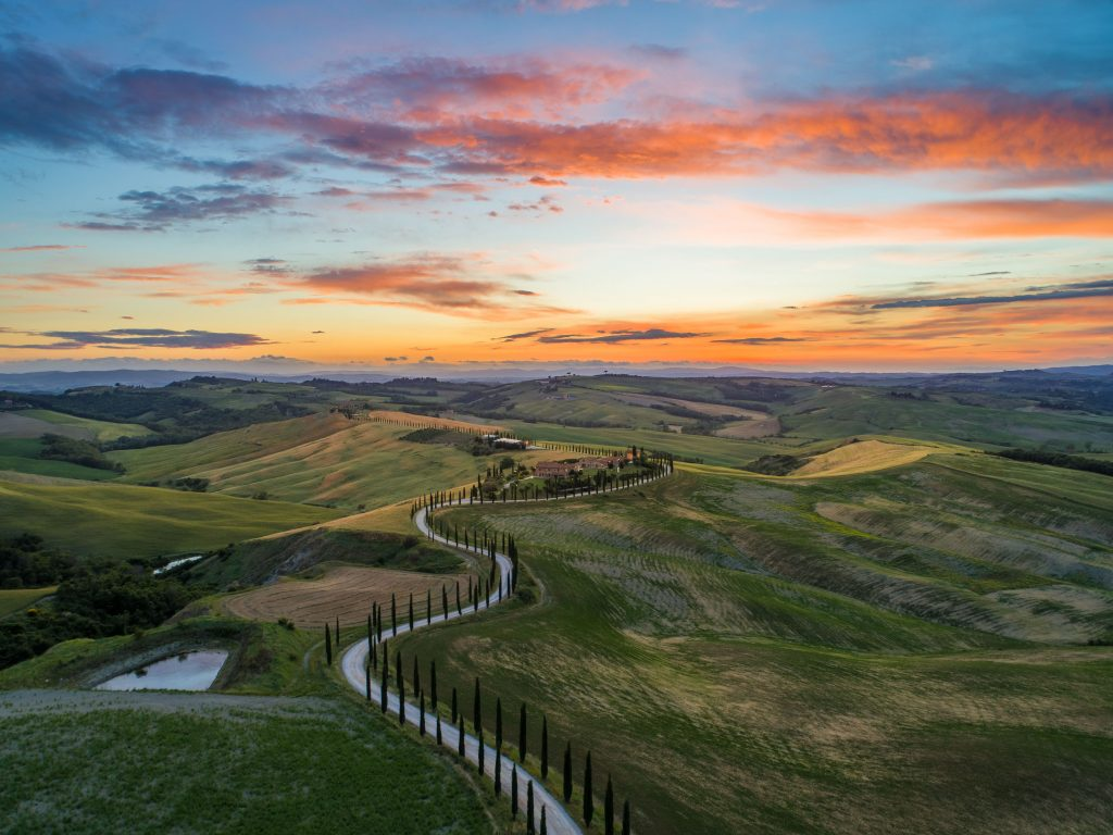 Weather in Tuscany: the best time to travel